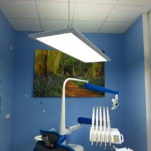 Plnospektrálne LED osvetlenie